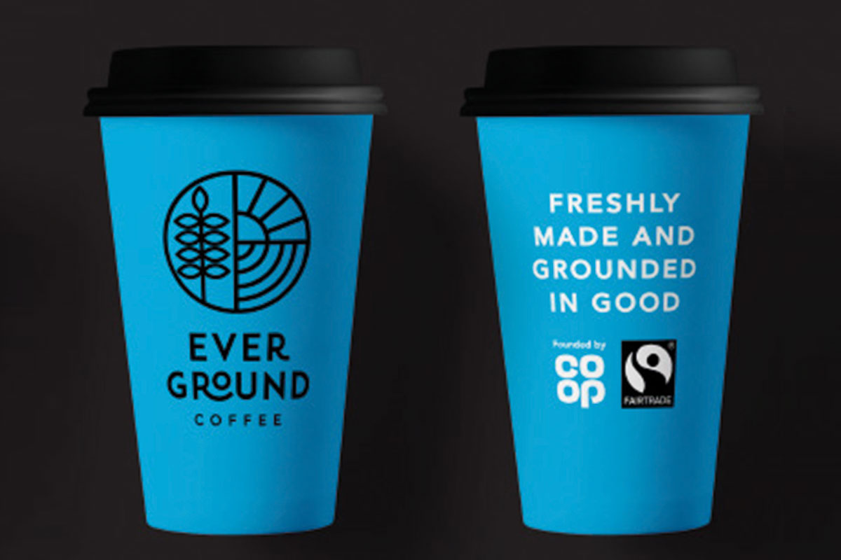 Coop Every Ground hot drinks cups