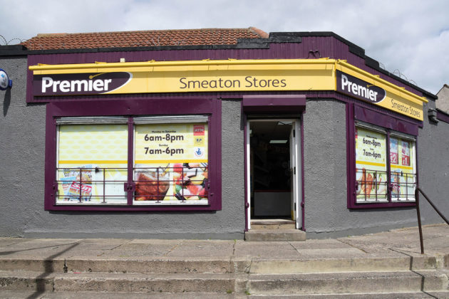 Premier Smeaton exterior