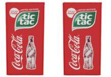 Coca Cola Tic Tacs