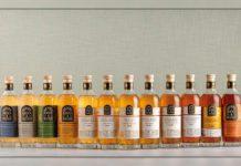 Berry Brothers & Rudd summer spirits bottles