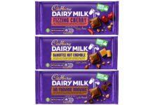 Cadbury dairy milk new limited edition