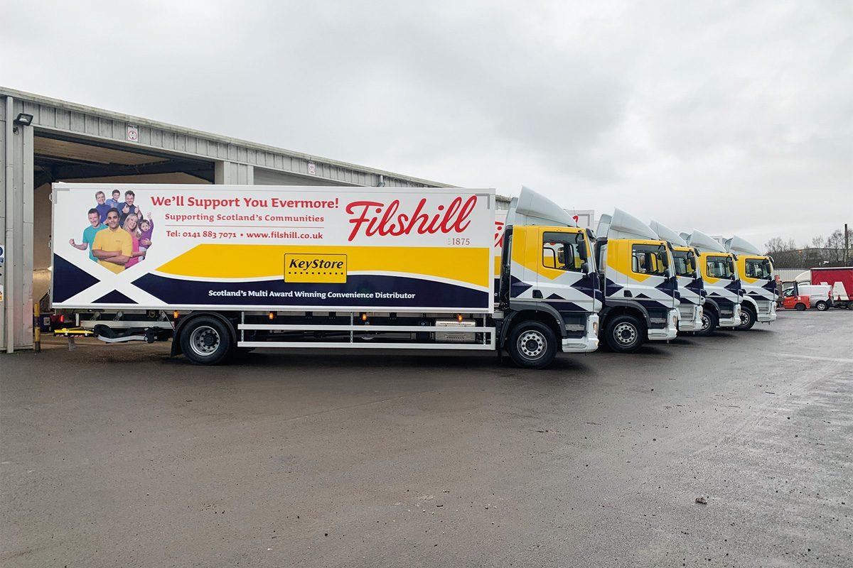 Filshill trucks
