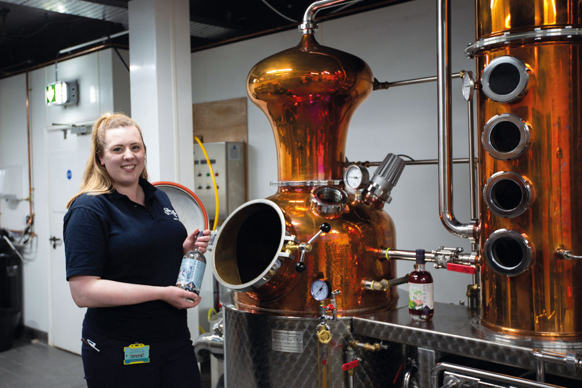 Lauren Appleyard 1881 Peebles distillery