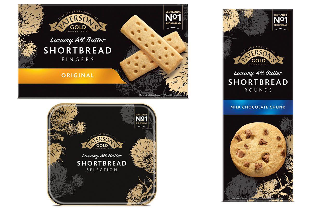 Paterson's Gold Shortbread