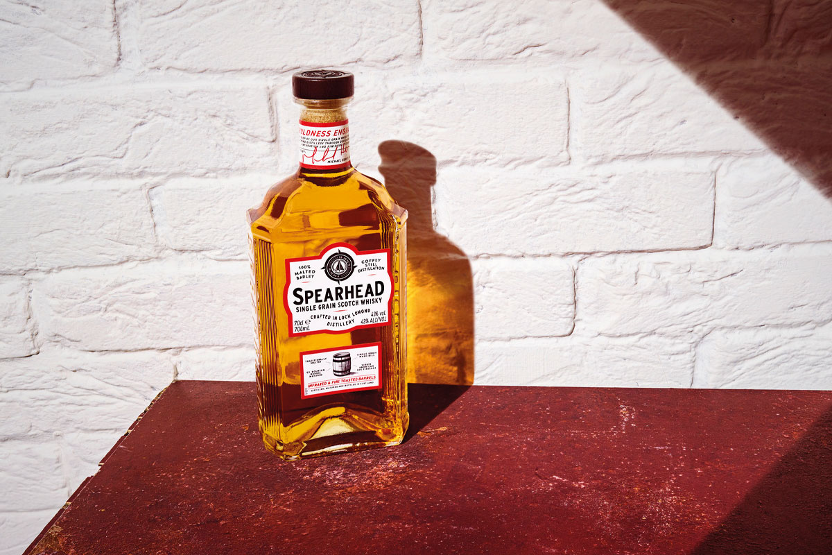 Spearhead whisky