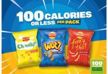 100 Calorie Walkers Variety