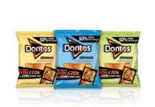 3 new dorito flavours