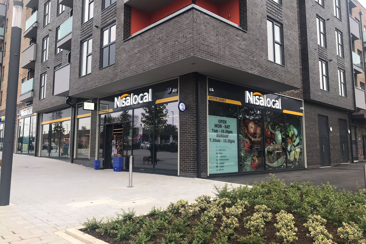 Nisa South Oxhey store