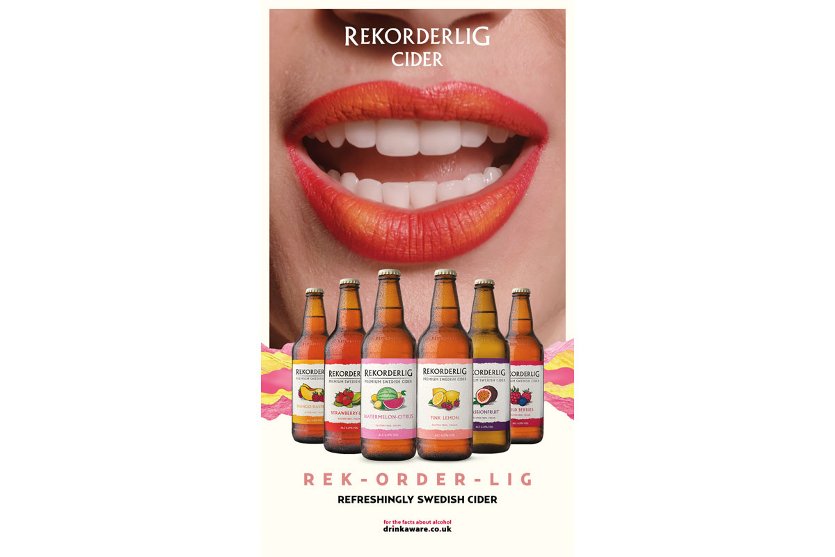 Rekorderlig Cider Advertisement