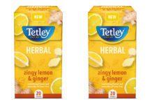 Tetley Lemon Herbal