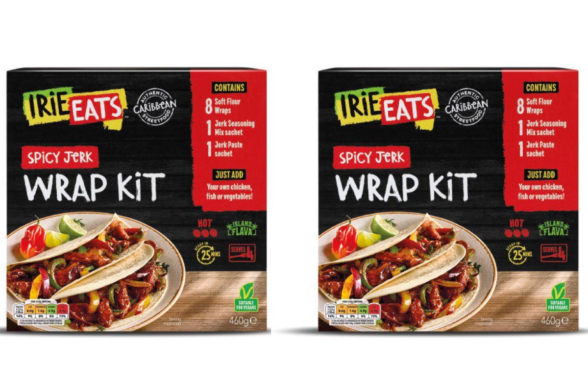irie eats wrap kit