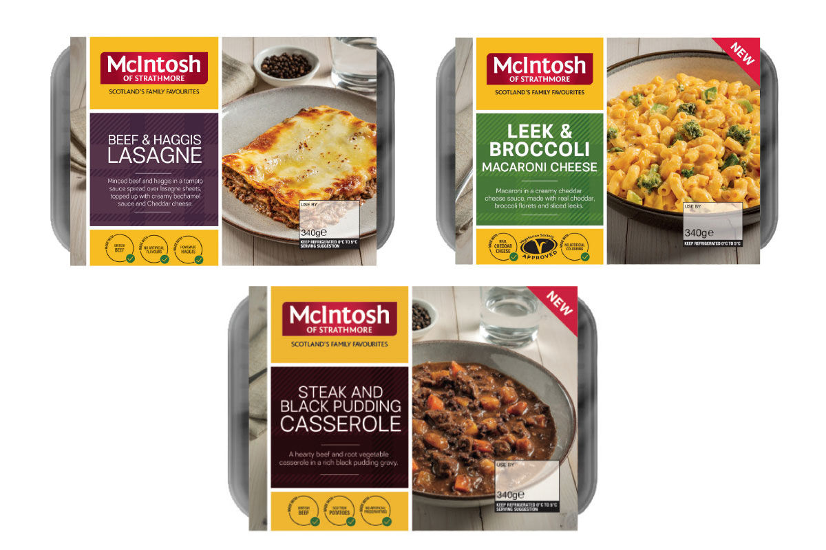 Mcintosh Meals