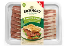 Richmond Meat Free Bacon
