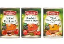 Baxters plant based range