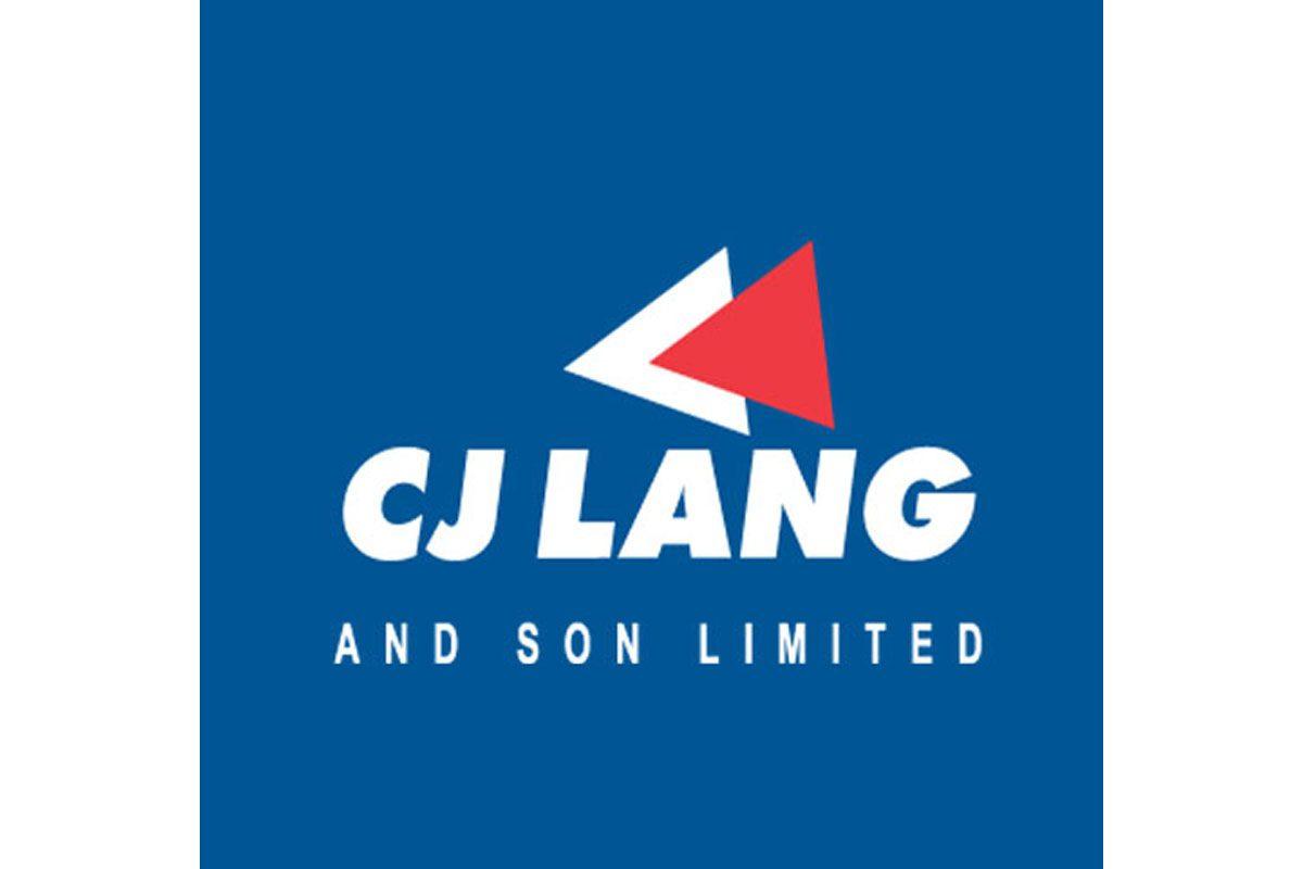 CJ Lang and sons logo