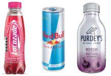 Functional energy drinks