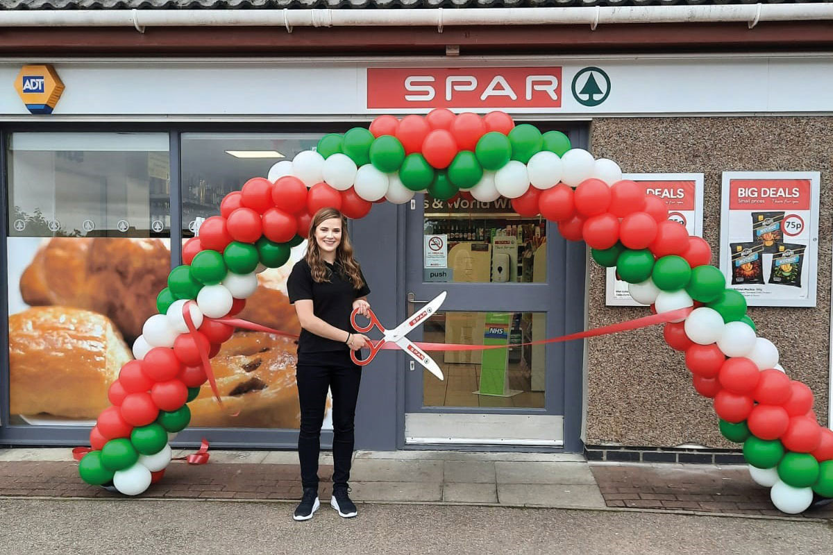 Murray reopens the Dornoch store