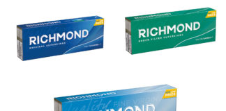 Richmond outers will have a new look and some new names from this month.