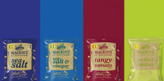 Mackie's has secured listings for its £1 PMP range at a host of wholesalers serving Scotland's c-store retailers.